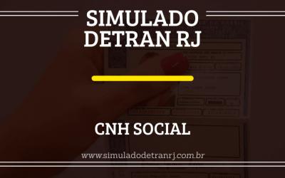 Simulado Detran RJ – Conquiste sua CNH Social!