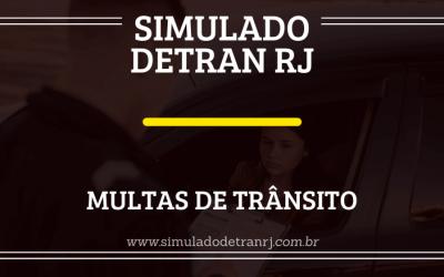 Simulado Detran RJ Multas – Como consultar?